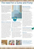 Basement Sump Systems - Safeguard Europe Ltd. - Page 2