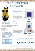 Basement Sump Systems - Safeguard Europe Ltd. - Page 5
