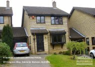A modern 3 bedroom detached house. 27 Foxglove Way ... - Vebra