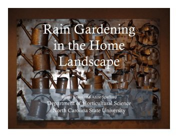 Download a PDF of the session presentation - Garden Writers ...
