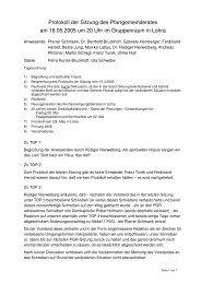 Protokoll der PGR-Sitzung vom 18.5.05 - Katholische ...
