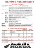 KLASS 1 - Ränneslättsloppet - Page 2