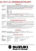 KLASS 1 - Ränneslättsloppet - Page 3