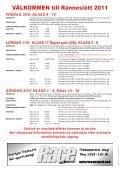 KLASS 1 - Ränneslättsloppet - Page 4