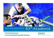 RX®-Akademie - Eriks