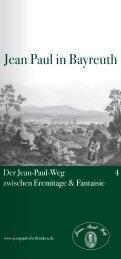 Unseere B - Jean-Paul-Wanderweg