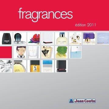 Fragrances - Jean Coutu