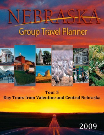 Tour 5: Day Tours from Valentine - Industry