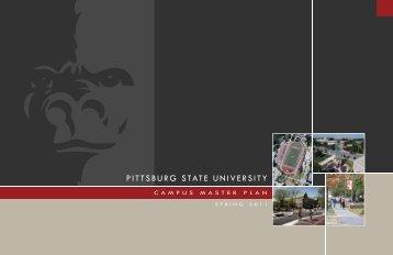 May 23, 2011 - Master Plan Document - Pittsburg State University