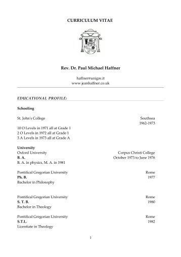 paul mccarthy  u2013 curriculum vitae