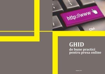Ghid de bune practici pentru presa online.pdf - Consiliul de Presă