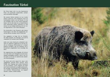 Faszination Türkei - Jagdbüro G. Kahle
