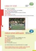 Programa d'Esportmania - Ajuntament de Lleida - Page 6
