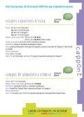 Programa d'Esportmania - Ajuntament de Lleida - Page 7
