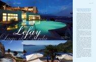 Das Lefay Resort & SPA Lago di Garda ist das ... - Munich Deluxe