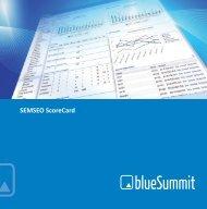 SEMSEO ScoreCard
