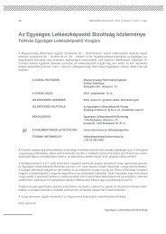 ELV_2012 - Sárospataki Református Teológiai Akadémia