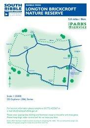 Download Longton Brickcroft Nature Reserve ... - Visit Lancashire