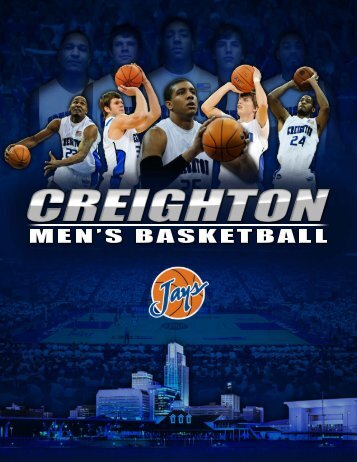 Here - Creighton University Bluejays