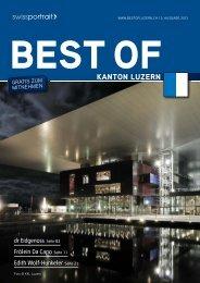 KANTON LUZERN - Home > best of, Swissportrait
