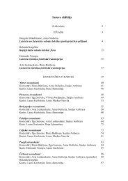 Satura rādītājs BVA Leksika 1 Flora - Latviešu valodas institūts