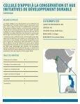 cellule d'appui à la conservation et aux initiatives ... - Equator Initiative - Page 3