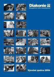 Výroční zpráva 2004 - Diakonie Evangelické církve metodistické ...