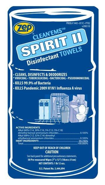 Cling Brite Disinfectant Cleaner Amp Deodorizer
