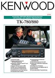 TK-780/880 - Kenwood