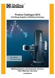 Product Catalogue - Kjellberg Finsterwalde