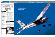 Freedom Flyer Review BYF - High Definition Radio Control