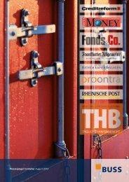 Pressespiegel Container August 2013 - L und B Fonds Consulting ...