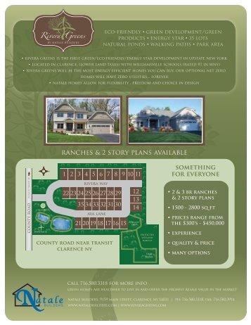 Download Brochure (PDF) - Rivera Greens
