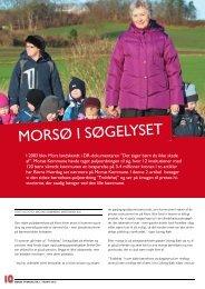 mORSø I SøGELySET - Elbo