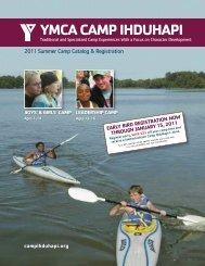 YMCA CAMP IHDUHAPI - YMCAs