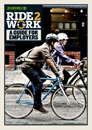 GUIDE FOR EMPLOYERS - Evans Cycles