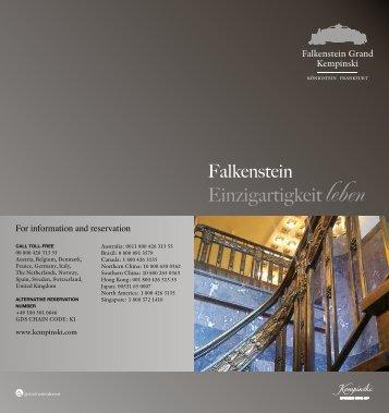 Einzigartigkeitleben - Kempinski Hotels