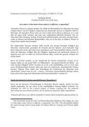 1 Erschienen in: Deutsche Zeitschrift für Philosophie, 55 (2007) 5 ...