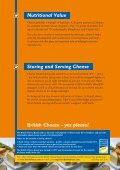 CHEESE FACTS - British Cheese Board - Page 2