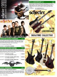 Schecter - Musical El Arco Iris