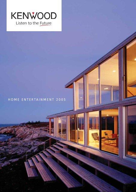 HOME ENTERTAINMENT 2005 - Kenwood