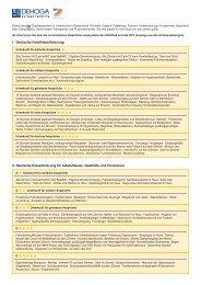 Übersicht Klassifizierungsarten Seite 1 - Klassifizierung.de