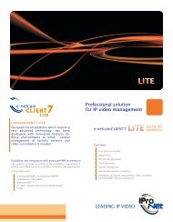 CLIENT 7 LITE - IProNet Sistemas