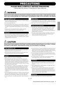 XP7000 Owner's Manual - Sonic Sense Sonic Sense - Page 3