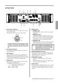 XP7000 Owner's Manual - Sonic Sense Sonic Sense - Page 7