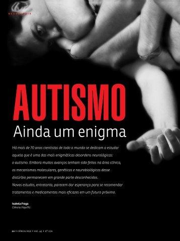 Autismo - Ciência Hoje