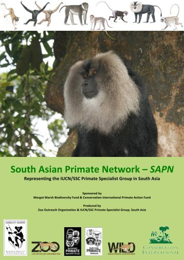 South Asian Primate Network SAPN - Zoo Outreach Organisation