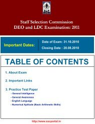 Download SSC: Data Entry Operator and LDC Exam - upscportal