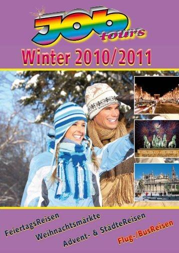 WINTER R eisen - Job Tours GmbH