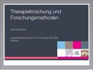pdf der Präsentation - Julia Siegmüller
